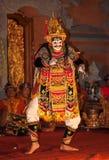 UBUD, BALI INDONEZJA, Sierpień, -, 07: Legong tradycyjny balijczyk Fotografia Royalty Free