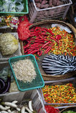 Ubud, Bali Traditional Public Market Royalty Free Stock Photo