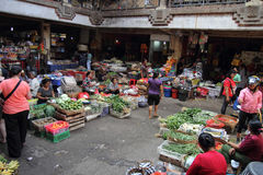 Ubud Market, Bali Royalty Free Stock Photo