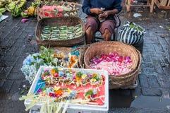 Ubud market Stock Photo