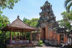 Ubud palace, Bali Stock Photography