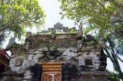 Ubud palace, Bali Stock Image