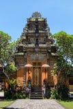 Ubud palace, Bali Royalty Free Stock Photo
