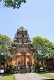 Ubud palace, Bali Stock Images