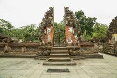 Ubud palace, Bali - Inside the Ubud palace, Bali, Indonesia Stock Images