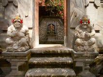Ubud Stone Carvings Stock Images