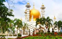 Ubudiah meczet Malezja zdjęcie stock