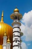 Ubudiah meczet przy Kuala Kangsar, Perak zdjęcia stock