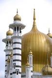 Ubudiah Moschee Stockfotos