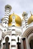 Ubudiah Mosque. Built in 1913. Located at Kuala Kangsar, Perak, Malaysia Royalty Free Stock Photo