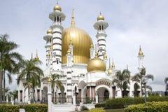 Ubudiah Mosque. Built in 1913. Located at Kuala Kangsar, Perak, Malaysia Stock Images