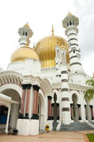 Ubudiah Mosque Royalty Free Stock Photo