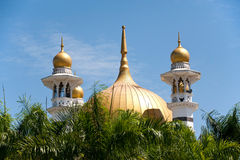 Ubudiah mosque 2 Royalty Free Stock Photography