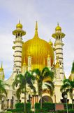 Ubudiah mosque Stock Photography