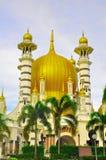 Ubudiah mosque. Built in 1913. Located at Kuala Kangsar, Perak, Malaysia Stock Photography