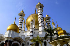 Ubudiah Mosque Royalty Free Stock Photos