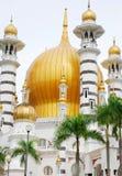 Ubudiah Mosque. In Kuala Kangsar, malaysia royalty free stock image