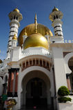 Ubudiah Mosque at Kuala Kangsar, Perak Royalty Free Stock Image