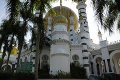 Ubudiah Mosque (Masjid Ubudiah) at Kuala Kangsar, Perak Stock Image