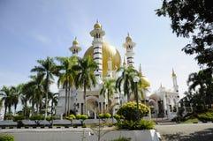 Ubudiah Mosque (Masjid Ubudiah) at Kuala Kangsar, Perak Stock Photos