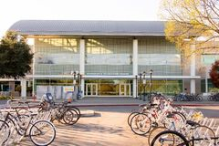 UC Davis Activities et centre de récréation (ARC) photos libres de droits