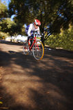UC Davis Triathlete Stock Photography