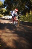 UC Davis Triathlete Stock Photography