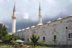 Uc Serefeli Mosque, Turkey Stock Photos