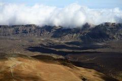 Ucanca valley, tenerife. Ucanca valley, teneife, el teide volcano royalty free stock photography