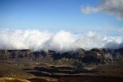 Ucanca valley, tenerife. Ucanca valley, teneife, el teide volcano stock photo