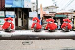 Uccelli di acciaio Fotografie Stock Libere da Diritti