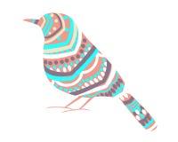Uccello astratto Immagine Stock Libera da Diritti