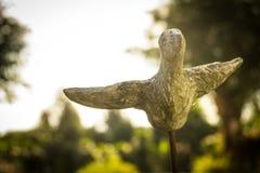 Uccello di ceramica Immagine Stock Libera da Diritti