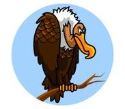 Uccello di Nazar illustrazione vettoriale