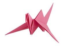 Uccello di Origami Immagine Stock Libera da Diritti