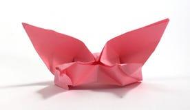 Uccello di origami Fotografia Stock