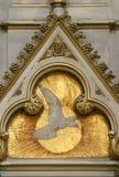 Uccello di Spirito Santo fotografia stock