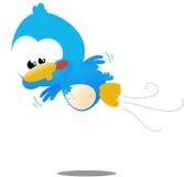 Uccello di Toon Fotografia Stock Libera da Diritti