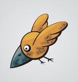 Uccello minuscolo Fotografia Stock Libera da Diritti