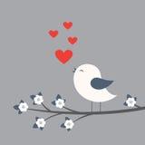 Uccello sveglio royalty illustrazione gratis