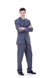 Uccessful business man Stock Image
