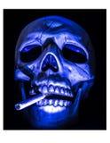 Uccisioni di fumo Fotografia Stock
