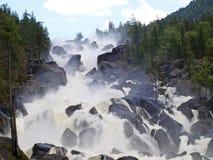 Uchar waterfall Stock Image