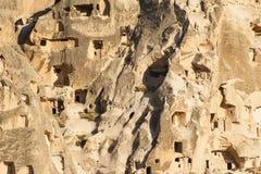Uchisar Стоковое Изображение