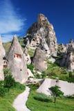 Uchisar/Cappadocia Stock Foto