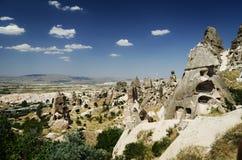 Uchisar, Cappadocia Stock Images