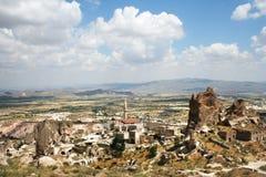 Uchisar Town