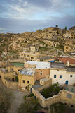Uchisar town Stock Images