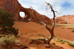 Ucho Wiatr, Pomnikowa Dolina obraz stock