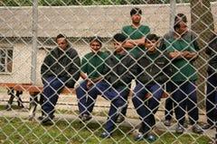 uchodźcy zdjęcie stock